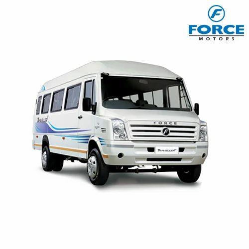 9731a91903 Force Traveller 26 Mini Bus