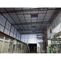 Industrial Shed Structure Service