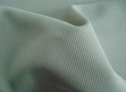 Polyester, 100% Micro Polyester Nirmal Jali Fabric