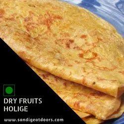 Dry Fruits Holige / Puran Poli