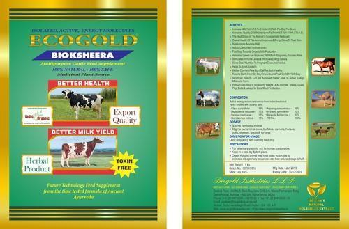 Animal Feed Supplement - Cattle Feed Supplement Exporter