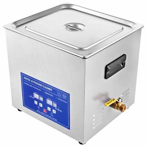 Stainless Steel Digital Ultrasonic Cleaner, For Industrial,Hospital, | ID:  20072270155