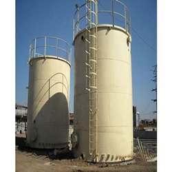 Used MS Storage Tank