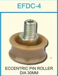 Auto Door EFDC 4 Eccenric Pin Roller DIA 30MM