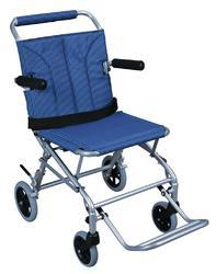 Folding Travel Wheelchair