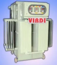 Microprocessor Linear Type Servo Controlled Automatic Voltage Stabilizer