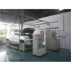 Automobile HVAC Test Systems