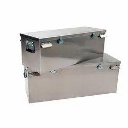 Rectangular Aluminum Boxes, Thickness: 2 mm