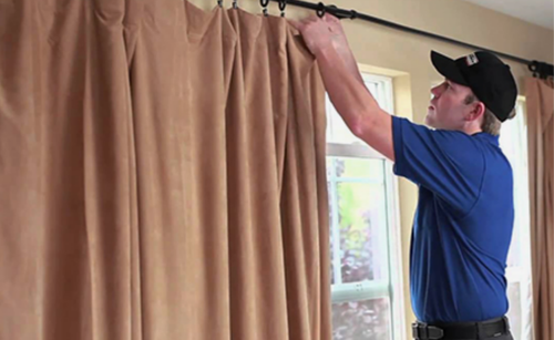 Curtain / Screen Cleaning Services