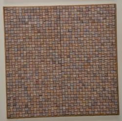 JAGSON INDIA Natural Stone Rainbow Mould Mosaic, Thickness: 10 - 12 mm, Size (Millimetre): 300x300 Mm