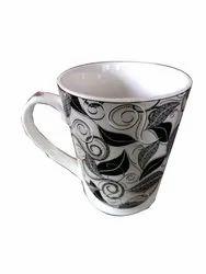 Ceramic Print Glass, Size: 150 gm