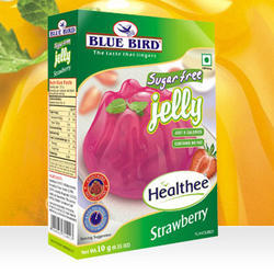 Strawberry Sugar Free Jelly