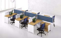 Modular Office Furniture in 50 mm Thick