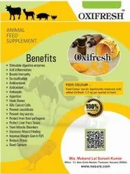 Gives Yellow Colour For Feed. (Oxifresh Turmeric Base Mineral Powder)