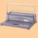 Bright Office Comb Binding Machine, Capacity: 12 Sheets