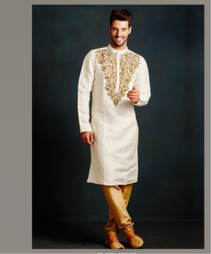 Mens Designer Dresses Men Aari Kurta Wholesale Trader From Chennai