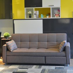 Comfold Grey Sofa Cum Bed