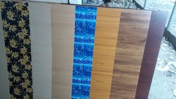 laser Pre Laminated Pine MDF Board For Laser Cutting