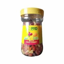 12 Months PRD Mixed Fruit Candy, Packaging Size: 100 Gm, Packaging Type: Plastic Jar