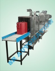 Automatic Battery Washing And Drying Machine