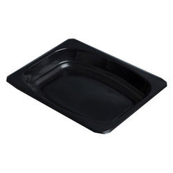Black Pasta Tray