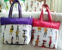 Ladies Printed Hand Bag
