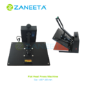 Single Color T Shirt Printing Heat Press Machine, Capacity: 1-50 Pieces/hour