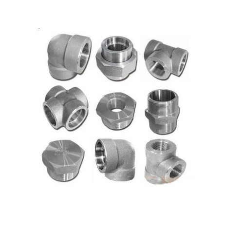 Silver Stainless Steel Insert Fitting 347, for Chemical Fertilizer Pipe, Size: 1/2 Inch
