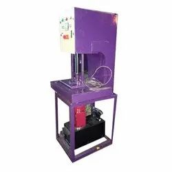 Semi Automatic Chappal Making Machine