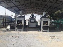 M50 Grade Concrete Block Making Machine