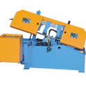 Swing Type Hydraulic Bandsaw Machine, For Industrial