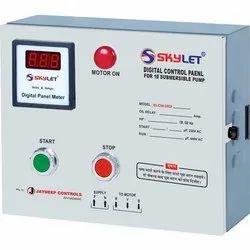 Single Phase Digital Control Panel (ELCW - DIGI)