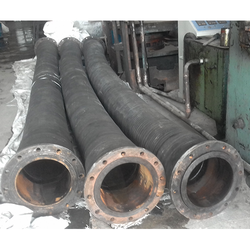 Oil Suction Hose With Swivel Flange