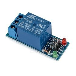 1 Channel 12V Low Level Trigger Relay Module