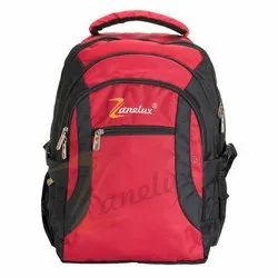 Red Backpack Bag