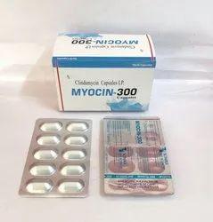 spark CLINDAMYOCIN-300 CAPSULES, For Anti-Infective, Cadila Healthcare (Zydus)