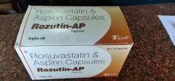 Rosuvastatin Aspirin Capsule