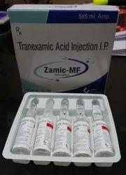 Tranexamic Acid Injection I.p 5ml