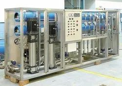 Commercial RO Water Purification Plant