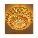 Round Decorative Roof Mounted Chandelier