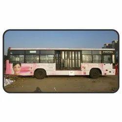 Bus Branding Service, in On Site, Mode Of Advertisement: Offline