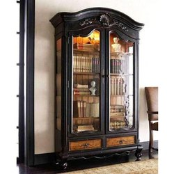 Double Door Teakwood Wardrobe, Size/Dimension: 7x3 Feet