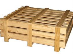 Packaging Wooden Crates