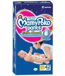 Mamy Poko Pants, Age Group: 3-12 Months