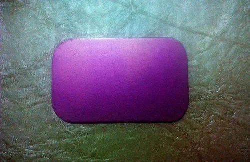 Tesla Purple Energy Plate Cc At Rs 799 Plate Vastu