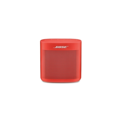 Bose Coral Red 0 54 Kg Sound Link Color Bluetooth Speaker Ii