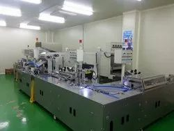 Fully Automatic Disposable Syringe Needle Assembly Machine