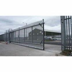 Mild Steel Sliding Gate
