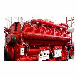 16 Cylinder Cummins Engines