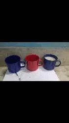 Candle Wax Mug